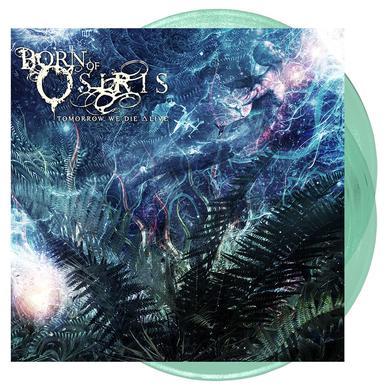 Born Of Osiris - Tomorrow We Die Alive 'Coke Bottle' Vinyl