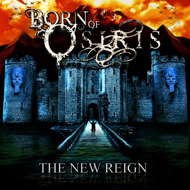 Born Of Osiris - 'The New Reign' CD