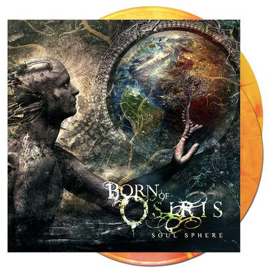 Born Of Osiris - Soul Sphere 'Sunburst' Vinyl