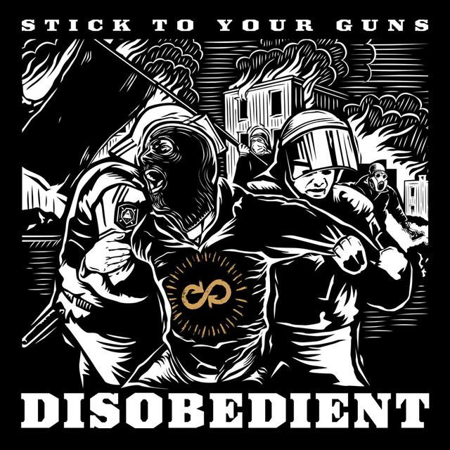 Stick To Your Guns - 'Disobedient' CD