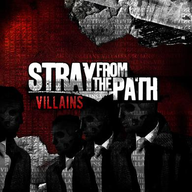 Stray From The Path - 'Villains' CD