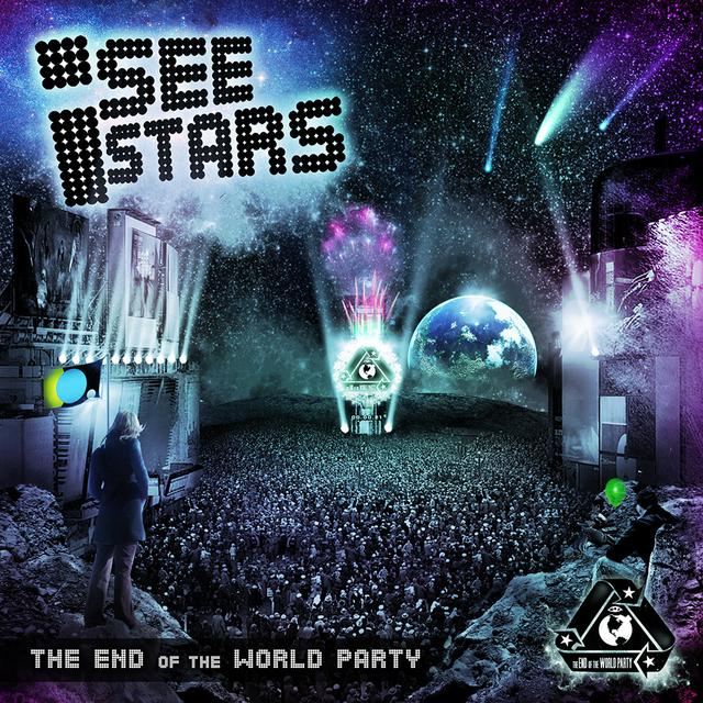 I See Stars - 'The End of the World Party' CD
