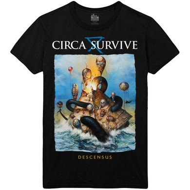 Circa Survive - Descensus Tee