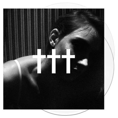 Crosses ††† - ††† 'Opaque White' Vinyl