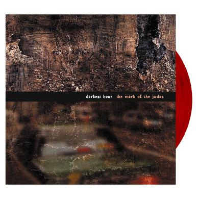 Darkest Hour - The Mark Of The Judas 'Trans Red' Vinyl
