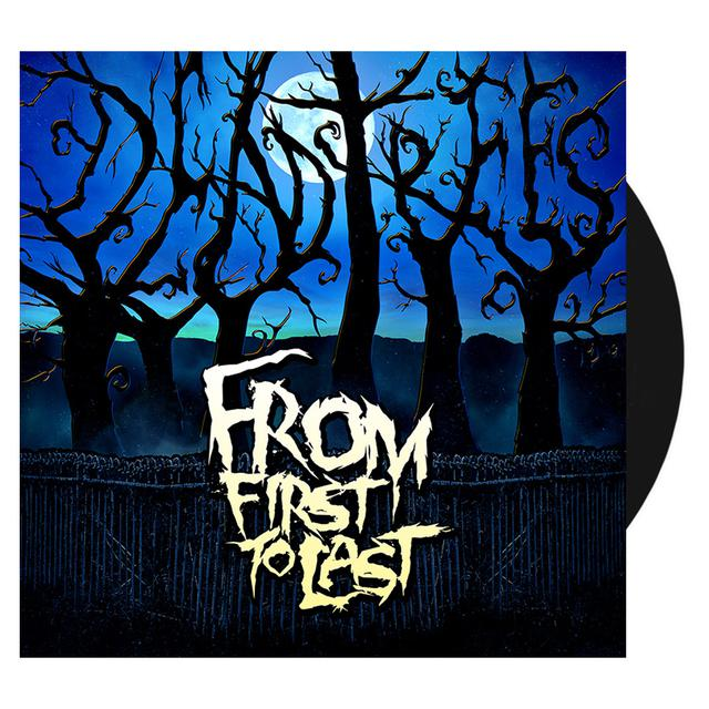From First To Last - 'Dead Trees' Vinyl