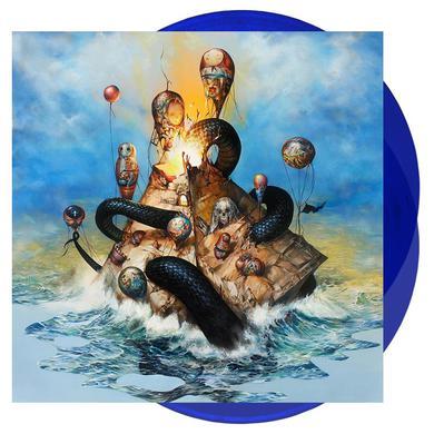 Circa Survive - Descensus 'Trans Blue' Vinyl