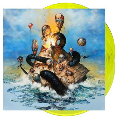 Circa Survive - Descensus 'Trans Yellow' Vinyl