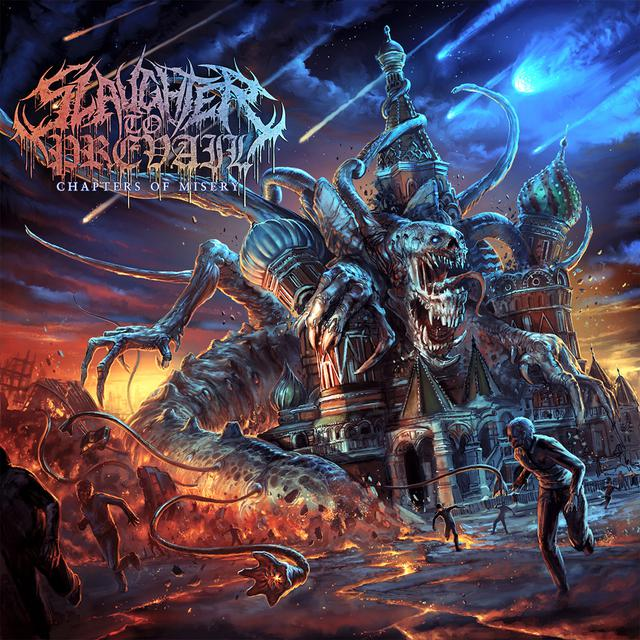 Slaughter To Prevail - 'Chapters Of Misery' EP Digipak (Vinyl)