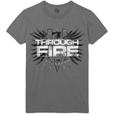Through Fire - Stronger Tee