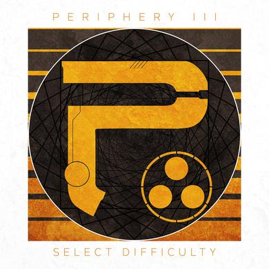 Periphery - 'P III: Select Difficulty' CD Digipak