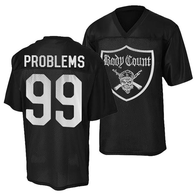 Body Count - Crest Jersey