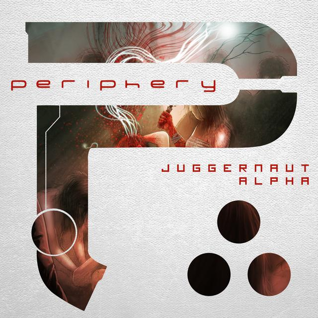 Periphery - 'Juggernaut: Alpha' CD