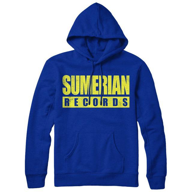 Sumerian Merch Sumerian Records - Classic Royal Hoodie