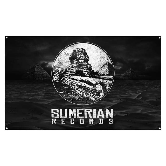 Sumerian Merch Sumerian Records - Desert Wall