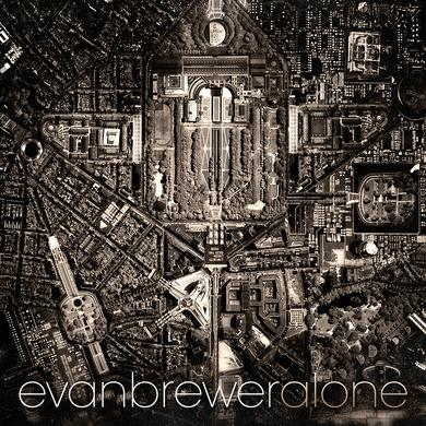 Evan Brewer - 'Alone' CD