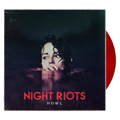 Night Riots - Howl 'Trans Red' Vinyl Bundle
