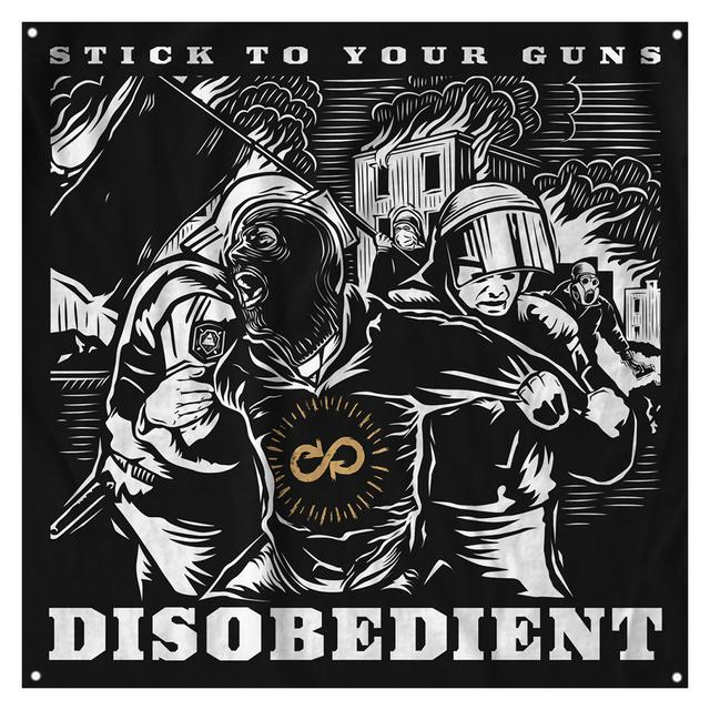 Stick To Your Guns - Disobedient Wall
