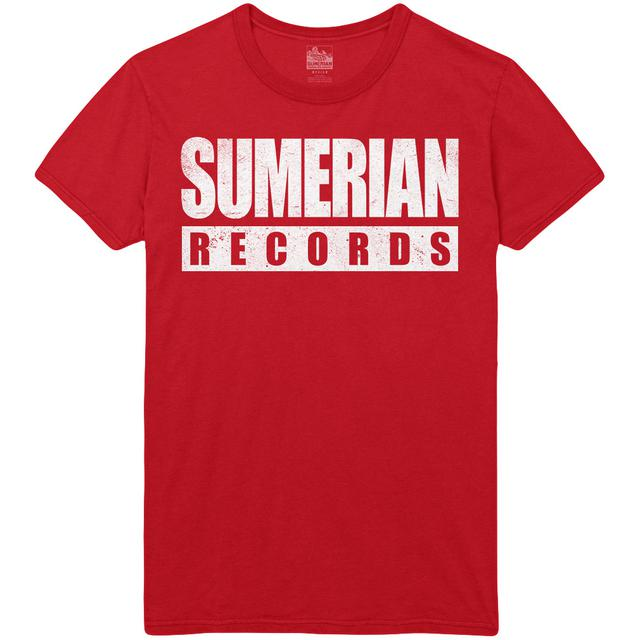 Sumerian Merch Sumerian Records - Classic Red