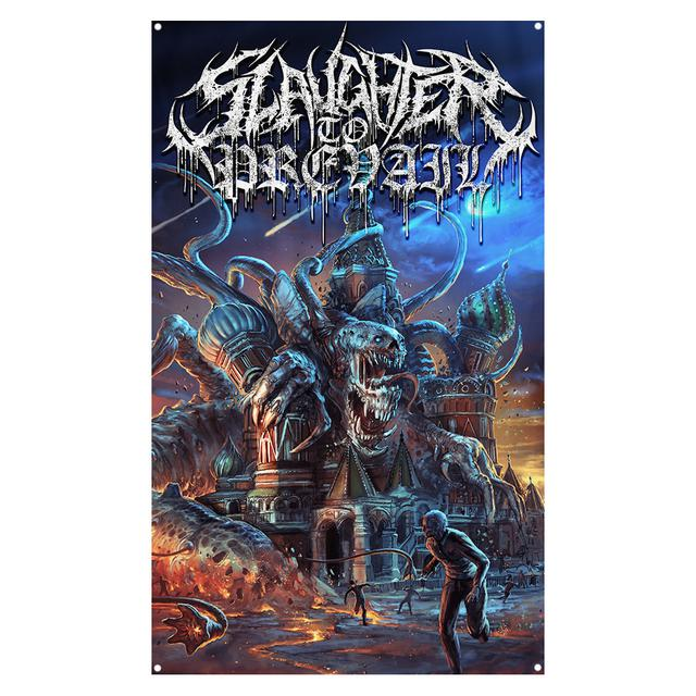 Slaughter To Prevail - Wall
