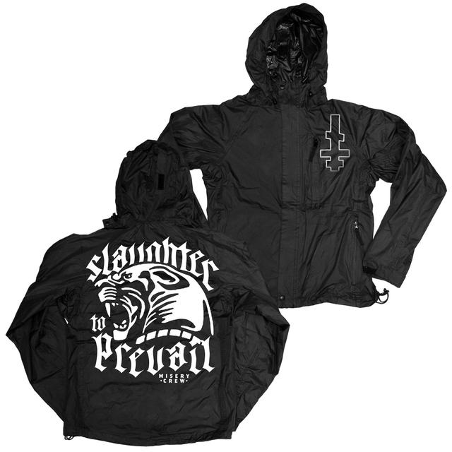 Slaughter To Prevail - Panther Windbreaker