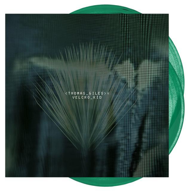Thomas Giles - Velcro Kid 'Trans Green' Vinyl