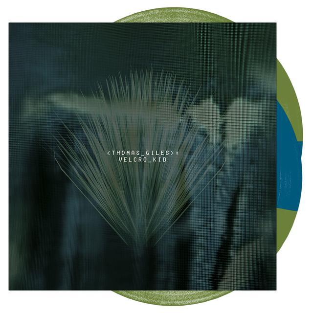 Thomas Giles - Velcro Kid 'Half & Half' Vinyl