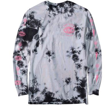 I See Stars - Pink Explosion Longsleeve Shirt