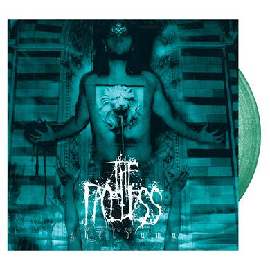 The Faceless - Akeldama 'Trans Green' Vinyl