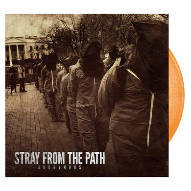Stray From The Path - Anonymous 'Orange Cream' Vinyl