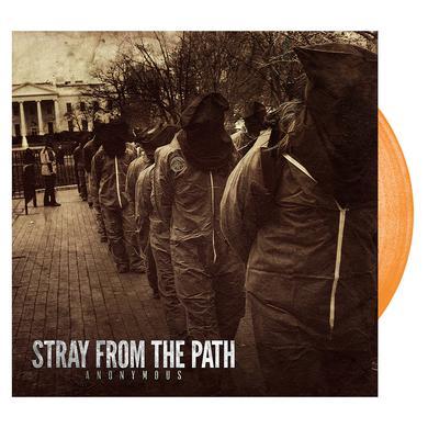 Stray From The Path - Anonymous 'Orange Cream' Vinyl