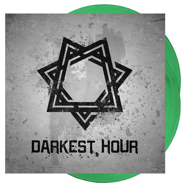 Darkest Hour - Darkest Hour 'Trans Green' Vinyl
