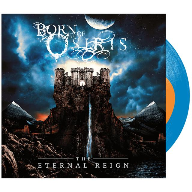 Born Of Osiris - 'The Eternal Reign' Blue & Orange Haze Vinyl