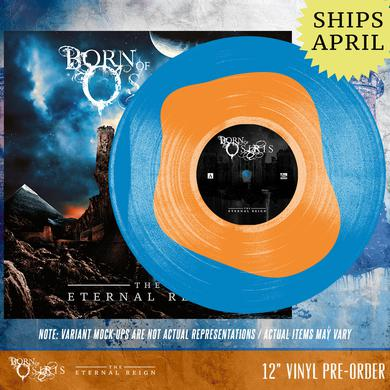 Born Of Osiris - The Eternal Reign 'Blue & Orange Haze' Vinyl