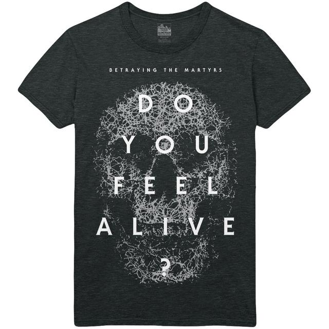 Betraying the Martyrs Alive Heather Charcoal Tee