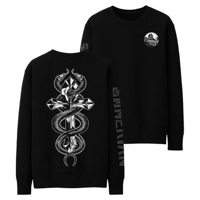 Sumerian Merch Sumerian Records - Snake Long Sleeve