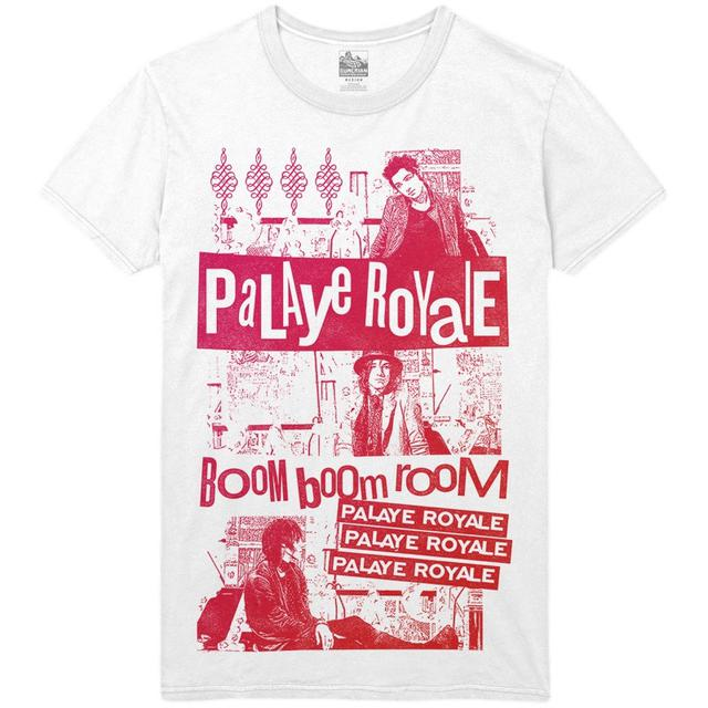 Palaye Royale - Cut and Paste Tee