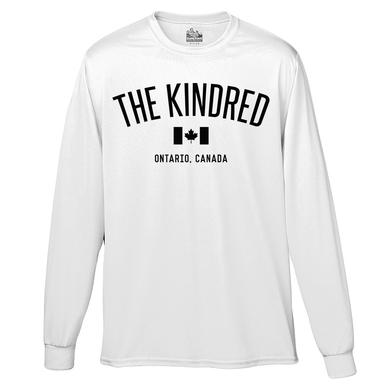 The Kindred - White Long Sleeve