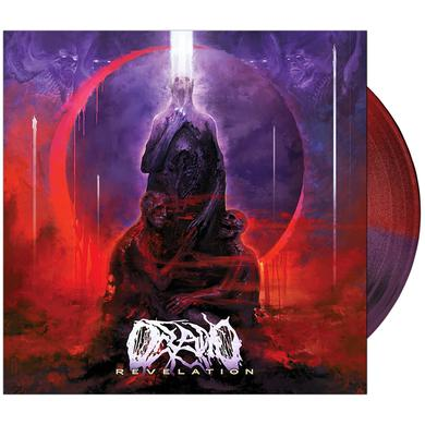 Oceano - Revelation 'Trans Purple/Red Half & Half' Vinyl