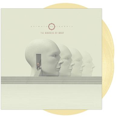 Animals As Leaders - 'The Madness Of Many' Opaque Cream Vinyl