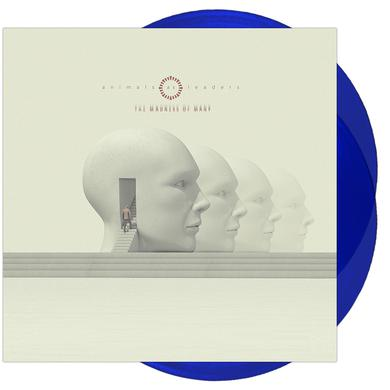 Animals As Leaders - 'The Madness Of Many' Trans Blue Vinyl