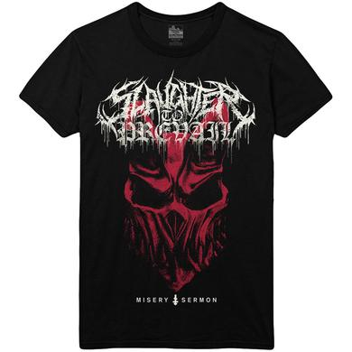 Slaughter To Prevail - Misery Sermon Album Art Tee