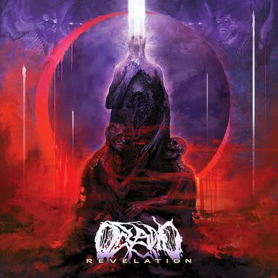 Oceano - 'Revelation' Digipak