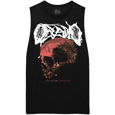 Oceano - Human Plague Cut-Off Tee