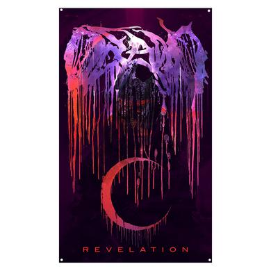 Oceano - Revelation Wall Flag