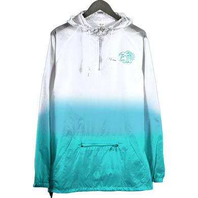 CHON - Palm Tree Custom Dye Windbreaker