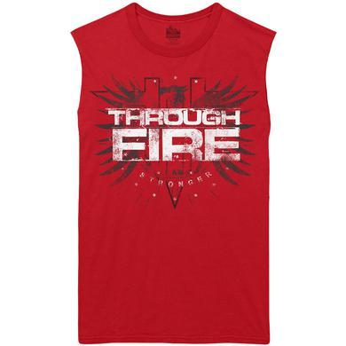 Through Fire - Stronger Sleeveless