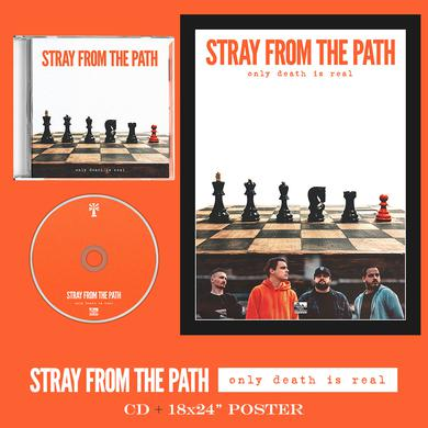 Stray From The Path - 'Only Death Is Real' Pre-Order Bundle 1