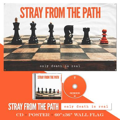 Stray From The Path - 'Only Death Is Real' Pre-Order Bundle 2