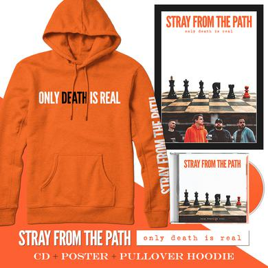 Stray From The Path - 'Only Death Is Real' Pre-Order Bundle 5